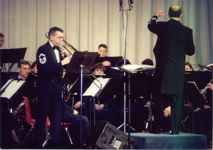 Soloist with Col Graham